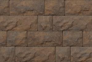 Belgard Belair Wall Paver in Toscana
