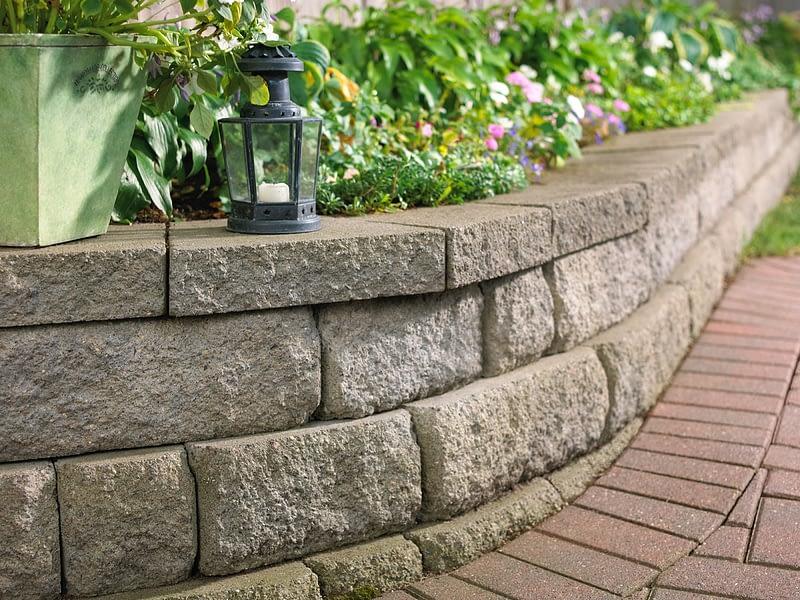Belgard Wall Anchor Diamond 9D Paver
