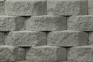 Belgard Wall Paver Anchor Diamond 9D in Gray