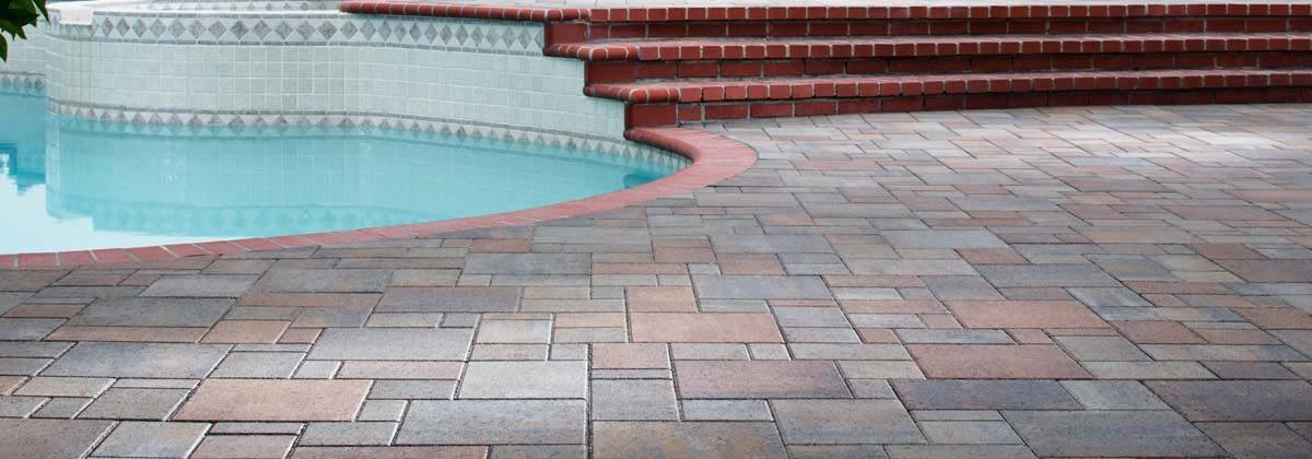 Belgard Catalina Grana Pool Deck