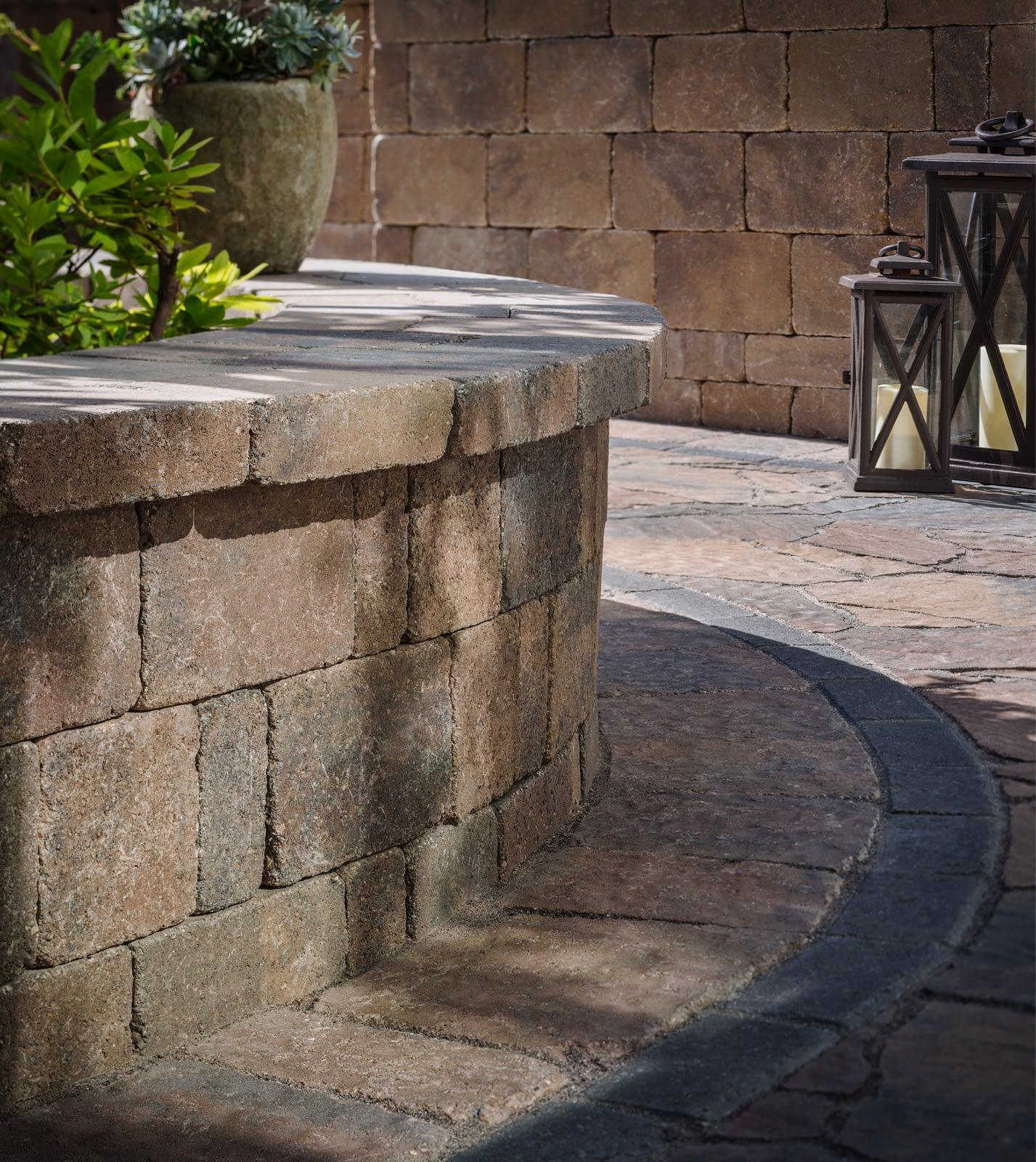 Belgard Weston Stone Wall Pavers
